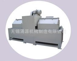 无锡双滚筒式卧式电动研磨机
